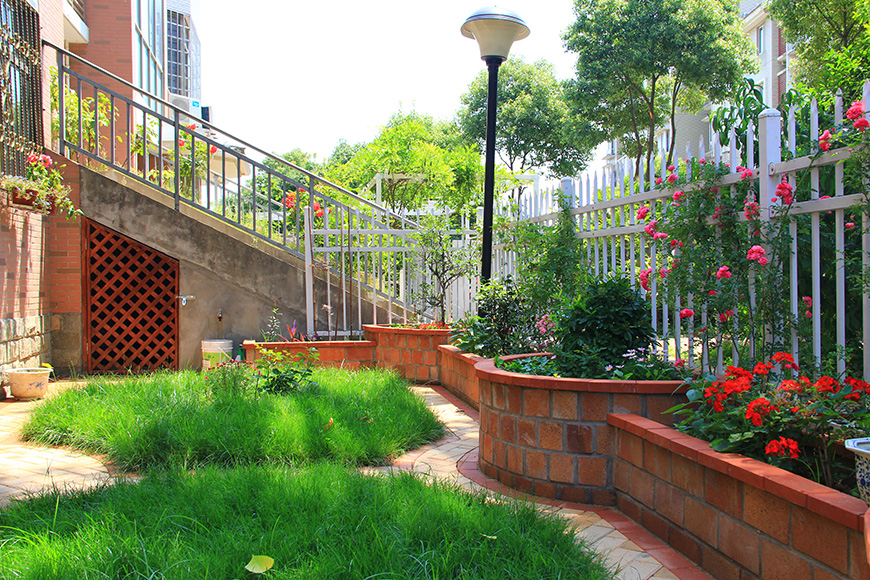 博学苑景观设计
