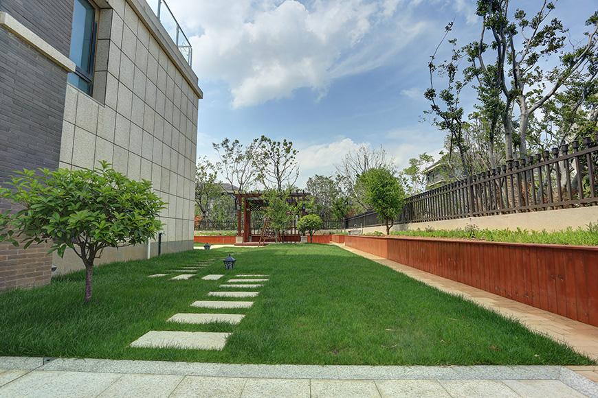 南大花园别墅花园设计