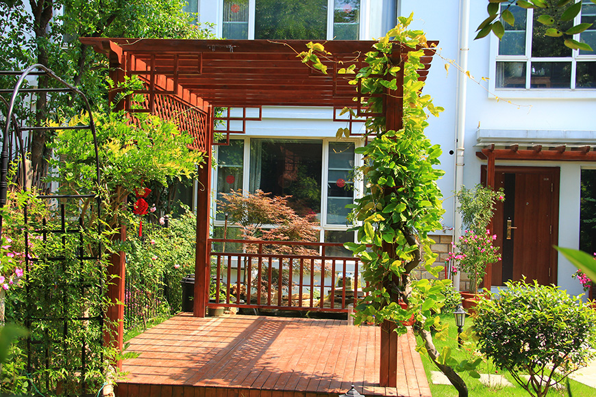 颐和美地花园设计