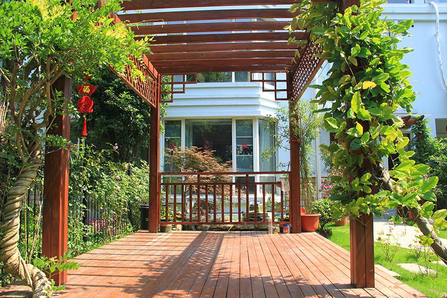 颐和美地别墅花园设计