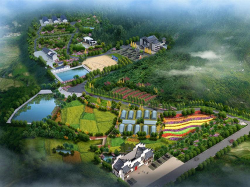 南京开发区桦墅美丽乡村一期启动区