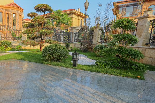 上海别墅花园的风水禁忌